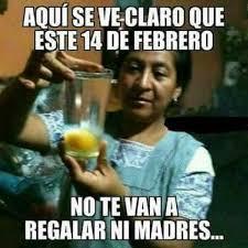 imagenes graciosas por el 14 de febrero dopl3r com memes aquí se veclaro que este 14 de febrero no te