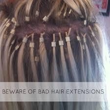 micro ring hair extensions aol beware of bad hair extensions vixen blush