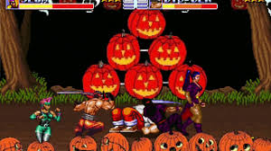 streets of rage remake v5 1 mod halloween 2015 youtube
