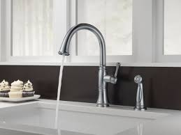 faucet com 4297 ar dst in arctic stainless by delta alternate view