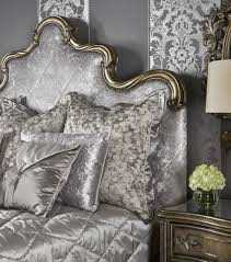 Orleans Bedroom Furniture by Fancy French Royal Grand Orleans Master Bed