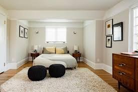 tasmanian oak floorboards bedroom contemporary with mid century