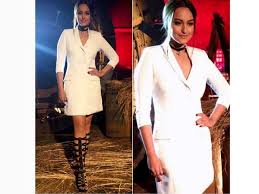 sonakshi sinha shows us how to wear white the right way on the