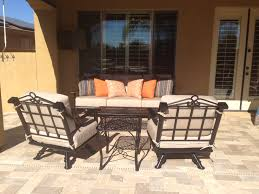 Custom Patio Furniture Cushions by Cushions Re Placements Premier Patio