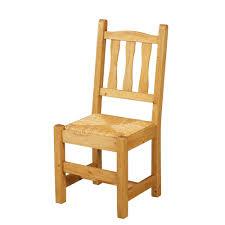 chaise en pin pin
