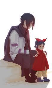 sasuke and sasuke and sarada by fey rayen deviantart pack