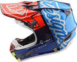 motocross helmet design 2018 troy lee designs se4 composite factory helmet motocross