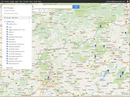 Oregon Google Maps by How To Take Your Google Map With You Rebeccasnyder Com