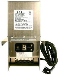 Transformer For Landscape Lighting Low Voltage Landscape Lighting Transformer Mreza Club