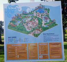 Six Flags Wild Safari Six Flags Great Adventure Map Six Flags Great Adventure Is U2026 Flickr