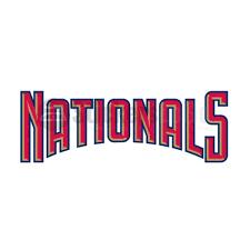 washington nationals logo wall sticker floor window decals n2821 custom washington nationals logo wall sticker floor window decals n2821
