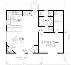 1 bedroom cottage floor plans simple 1 bedroom house plans house open floor plans concept ranch