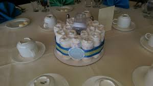 baby bottle centerpieces golf club baby shower pearl event planning