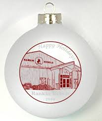 glass custom ornaments anniversaries occasions celebrations