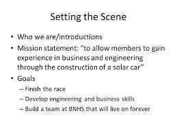 Agenda Meeting Pdf Lockheed Martin by Lockheed Martin Presentation Bnhs Solar Car Team Ppt Download