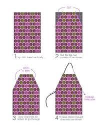 25 unique easy apron pattern ideas on no sew apron