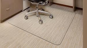 Hardwood Floor Mat Glass Office Chair Mats Never Dent Mats By Vitrazza