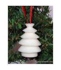 tree ornaments tagua nuts