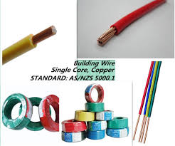 iec 60227 3 standard class 1 building bv wires cu pvc approved