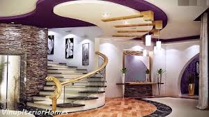 marvellous role of led lights in unique false ceiling design