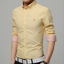 images of mens shirts with different coloured collars best