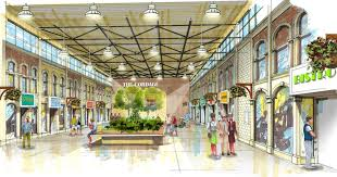 a brand new shopping mall is opening near toronto in 2018