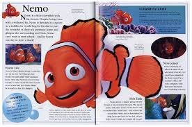 finding nemo ultimate sticker book 2456 dk publishing