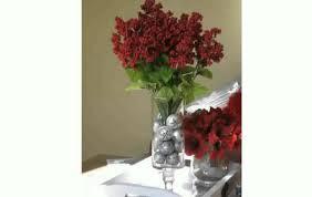 christmas flower arrangement youtube