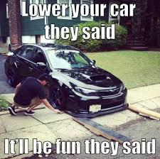 Slammed Car Memes - slammed car meme