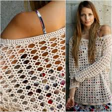 boho crochet heirloom boho crochet sweater free pattern stylesidea