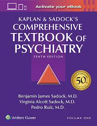 and sadock u0027s comprehensive textbook of psychiatry