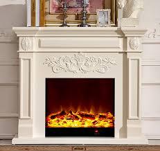 Led Fireplace Heater by Online Get Cheap Wooden Fireplace Mantel Aliexpress Com Alibaba