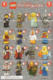 Lego Blind Packs Lego Minifigures Online Has Got A Brand New World To Explore