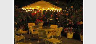 Battery Powered Patio Lights Patio Umbrella Lights Battery Operated