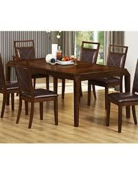 42 Dining Table Bargains On Brown Oak Veneer 42 X 78 Dining Table W An 18 Leaf