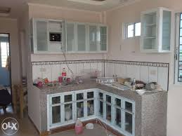 Aluminum Kitchen Cabinets Modular Kitchen Cabinets In Philippines Tehranway Decoration For