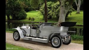rolls royce 40 50 silver ghost ax 201 roi de belges recreation