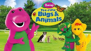 tee rific bugs u0026 animals barney wiki fandom powered by wikia