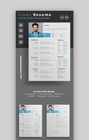 resume template modern 18 modern resume templates with clean designs 2018