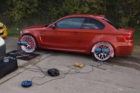 bmw 1m review bmw 1m coupe term test evo