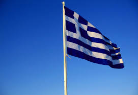 Greece Flag Colors Free Greece Flag Stock Photo Freeimages Com