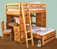 desk built in bunk bed ideas kids traditional with built in