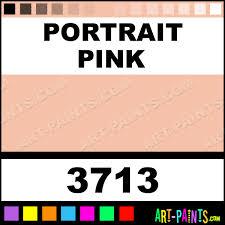 portrait pink oil colors oil paints 3713 portrait pink paint