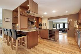 modern kitchen countertop ideas pictures of kitchens modern medium wood kitchen cabinets page 2