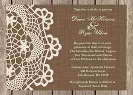 Rustic Wedding Invitations Cheap 34 Vintage Wedding Invitation Wording Vizio Wedding