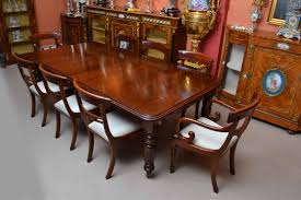 mahogany dining room set antique mahogany dining table voyageofthemeemee