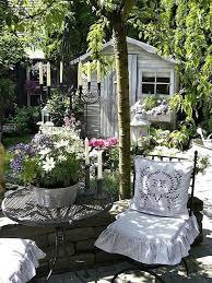 Shabby Chic Garden Decorating Ideas Stunning Shabby Chic Garden Decor Shab Chic Garden Decor Shab Chic