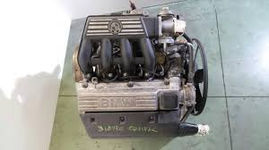 complete engine bmw 3 compact e36 318 tds 37206