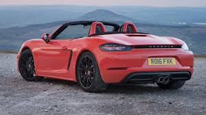 porsche boxster 2016 black porsche 718 boxster s 2016 review by car magazine