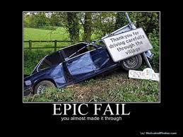 Epic Fail Meme - ooooooohhhhhh the irony epic fails pinterest meme and memes